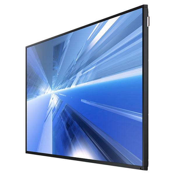 "Samsung Commercial Displays >> Samsung DM48E - DM-E Series 48"" Slim Direct-Lit LED ..."